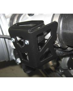 Protection du potentiomètre en noir, pour BMW R1200R (2006 - 2010), R1200GS, R1200GS/Adv, RnineT/ RnineT Urban G/S