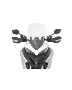 Windscreen, L, transparent, for Ducati Multistrada 1200 from 2015, 950