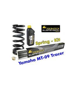 Ressorts de rechange progressifs Hyperpro pour fourche et ressort-amortisseur, Yamaha MT 09 Tracer 2015-2016 ressort de rechange