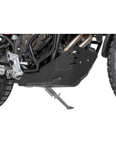 """Sabot moteur """"Expedition"""" noir pour Yamaha Tenere 700"""