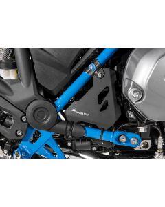 Protection pour le démarreur, noir, pour BMW R1250GS/ R1250GS Adventure/ R1200GS (LC) / R1200GS Adventure (LC)