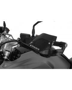 Touratech protège-mains GD avec kit de montage noir, pour BMW R1250GS/ R1250GS Adventure/ R1200GS à partir de 2013/ R1200GS Adventure à partir de 2014