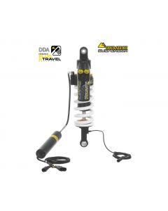 """Ressort-amortisseur de suspension Touratech """"arrière"""" pour BMW R1200GS/R1250GS Adventure DDA/Plug & Travel 2014 -2017"""