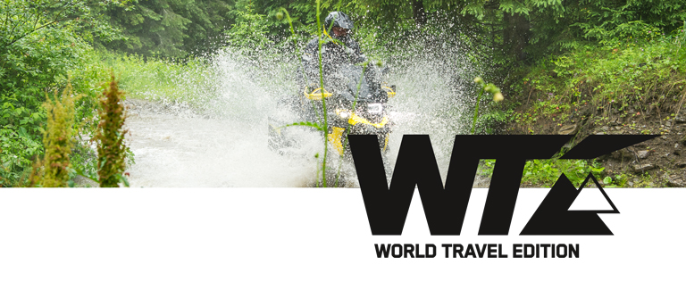 Touratech véhicules complets